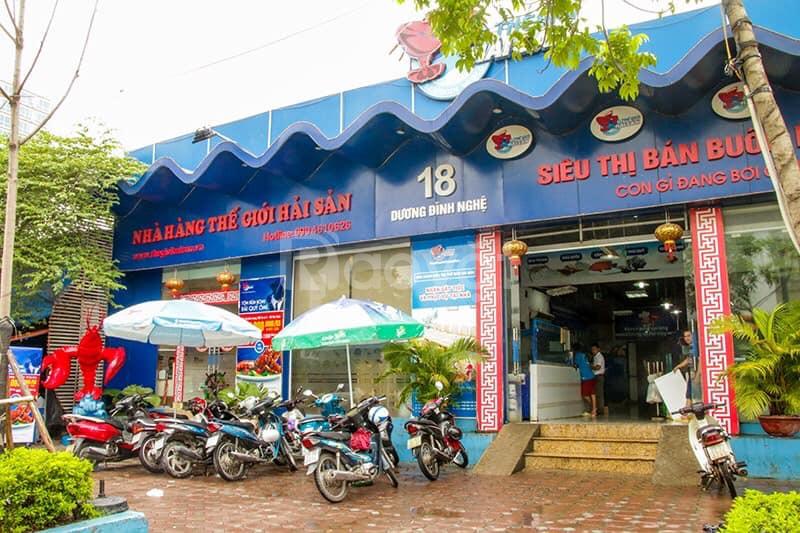 Cho thuê gấp shop, siêu thị, cafe MP Lê Văn Lương