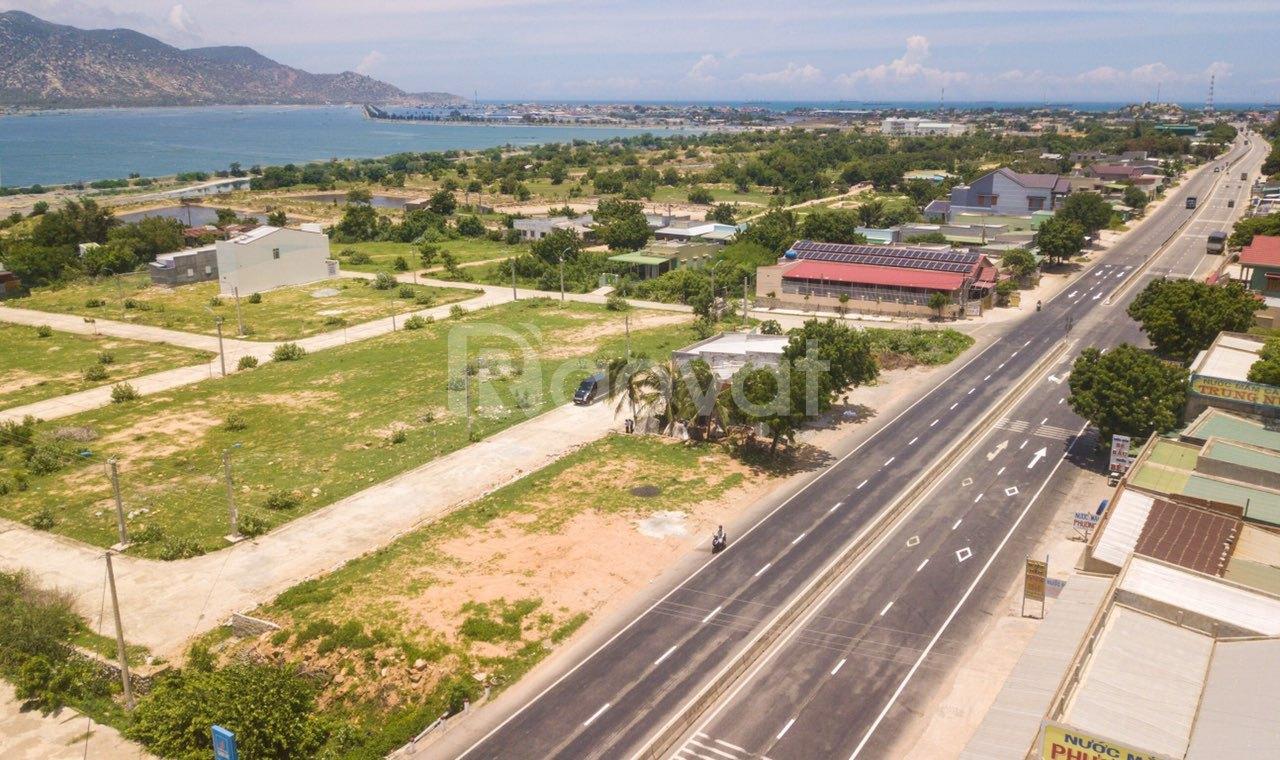 Đất nền cảng biển Cà Ná, Ninh Thuận 720 triệu/95m