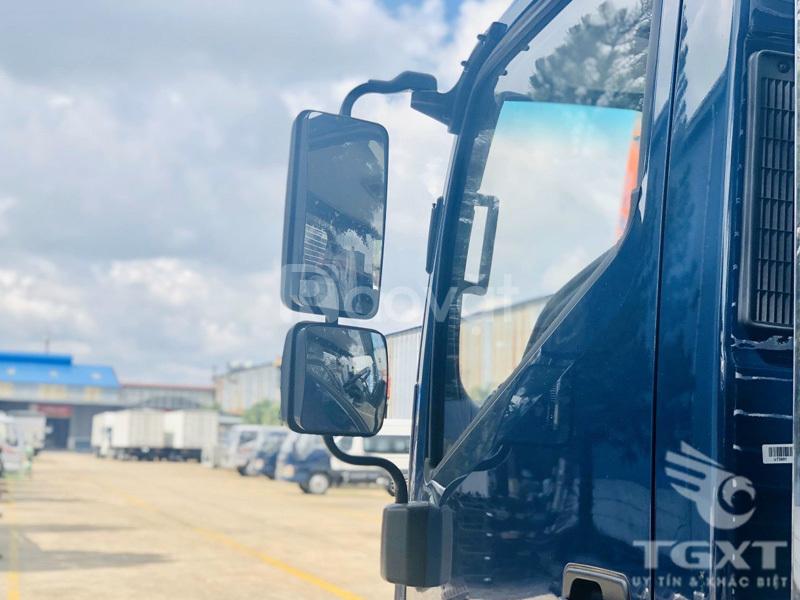 Xe tải Jac N350 Plus thùng dài 5.25m