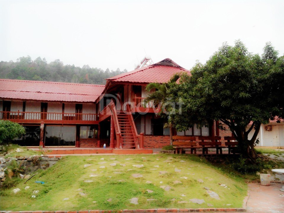 Cần bán nhà vườn 28 căn villa tại Quan Lạn Vân Đồn