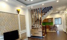 Nhà Lạc Trung nội thất tiền tỷ thiết kế hiện đại