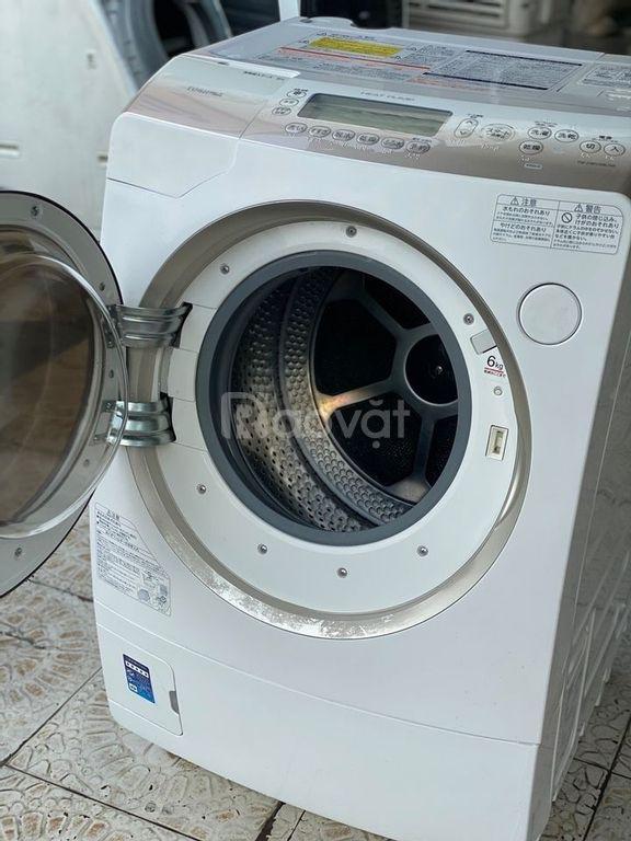 Máy giặt cũ Toshiba TW-Z96V2ML giặt 9kg sấy, 6kg