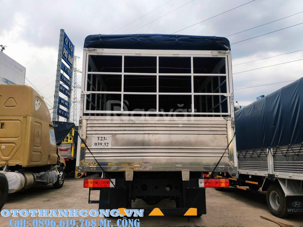 Xe tải Faw 9 tấn có sẵn giao ngay