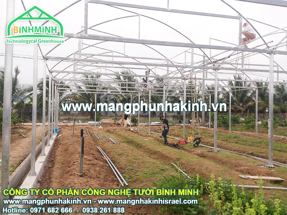 Cơ sở bán màng nilong nhà kính tại Thanh Hóa