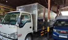 Xe tải isuzu 1t9 thùng dài 6m2 chở hàng cồng kềnh