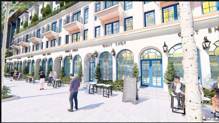 Shophouse Ciputra lô 96m2 giá 19 tỷ