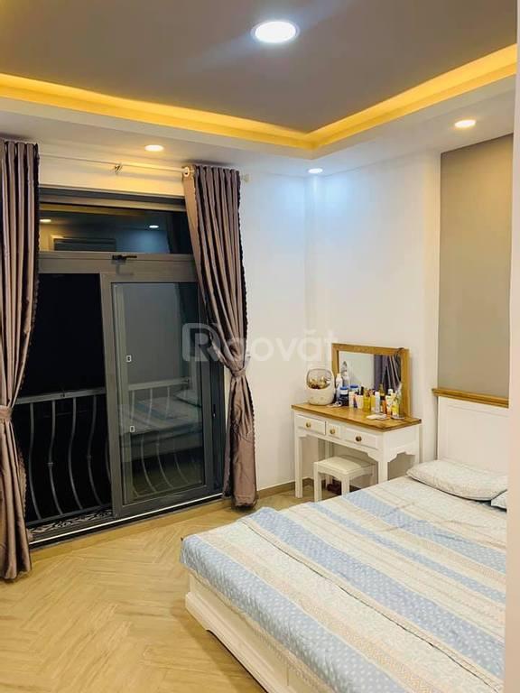 Nhà 5 tầng HXH Trần Quang Khải, Q1, DT4.1x10.8, giá 10.3 tỷ