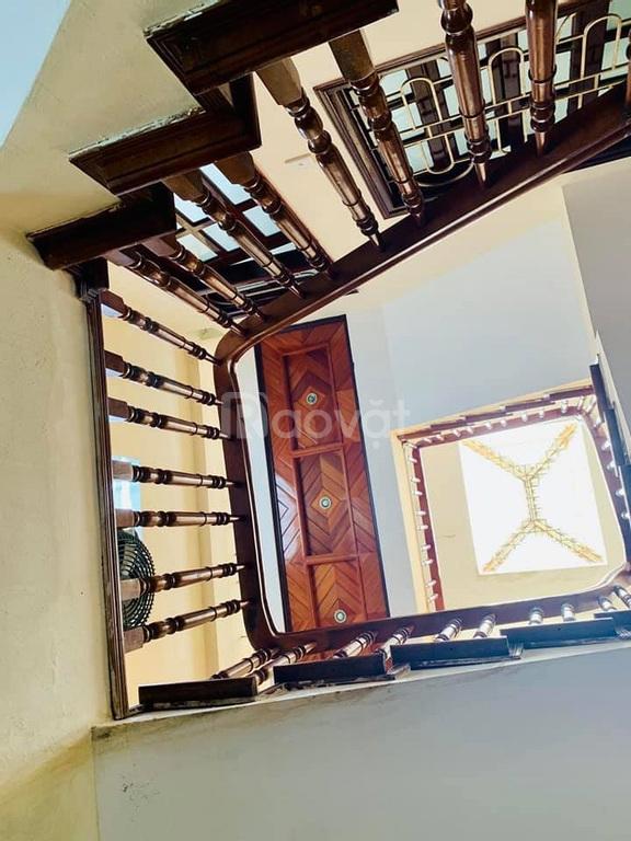 Bán nhà Kim Mã Thượng 4 tầng, 55m2, giá 5.5 tỷ