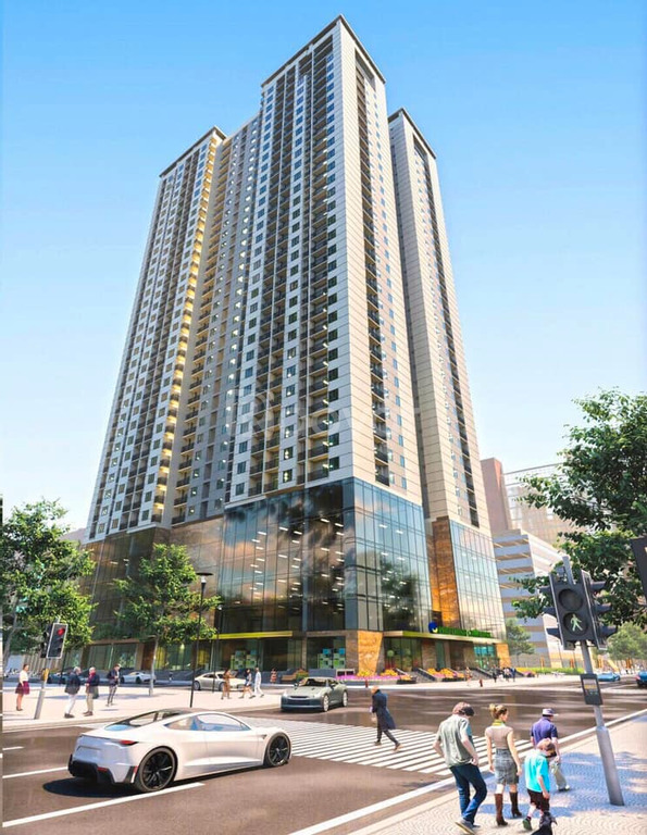 Căn hộ trung tâm quận Hà Đông HTV Complex chỉ 22tr