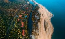 Đất nền biệt thự biển ven rừng Hồ Tràm giá rẻ
