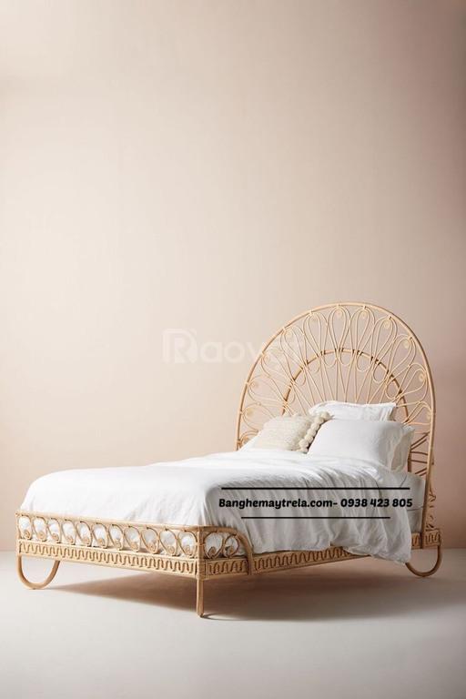 Giường mây tre, giường ngủ mây tự nhiên