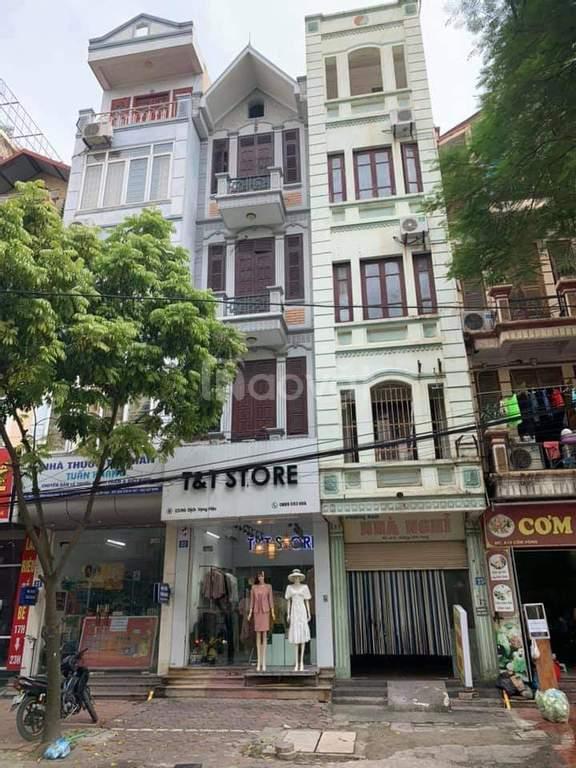 Bán 2 căn nhà chính chủ mặt phố Cốm Vòng, Duy Tân, Cầu Giấy, HN