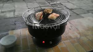 Bếp nướng than hoa Nam Hồng, bếp nướng không khói BN300