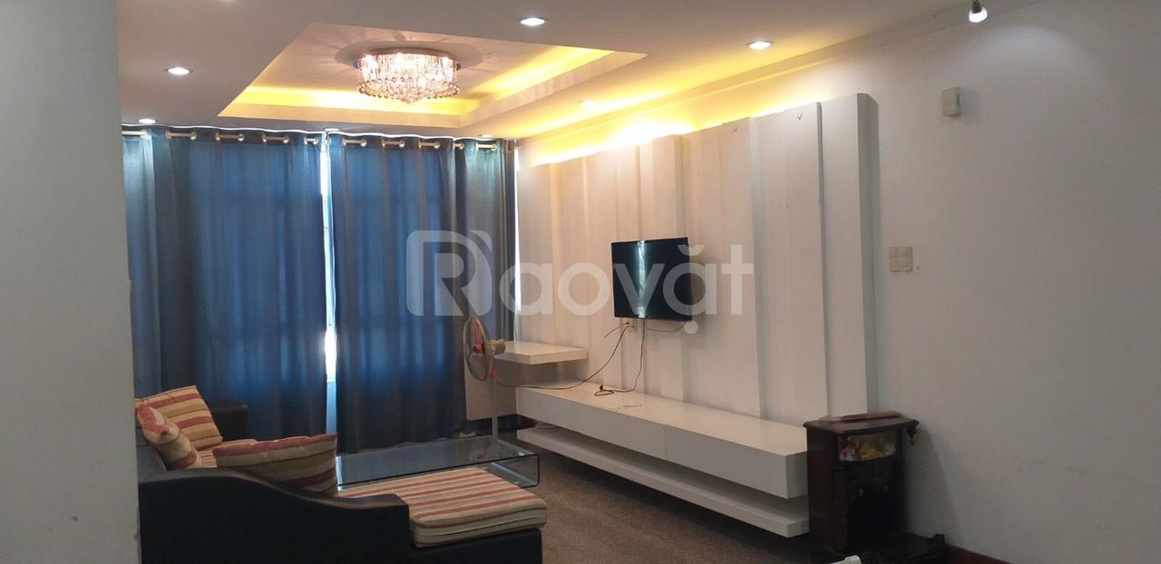Cần cho thuê gấp căn hộ Giai Việt, Q.8, DT 115m2, nhận nhà ngay