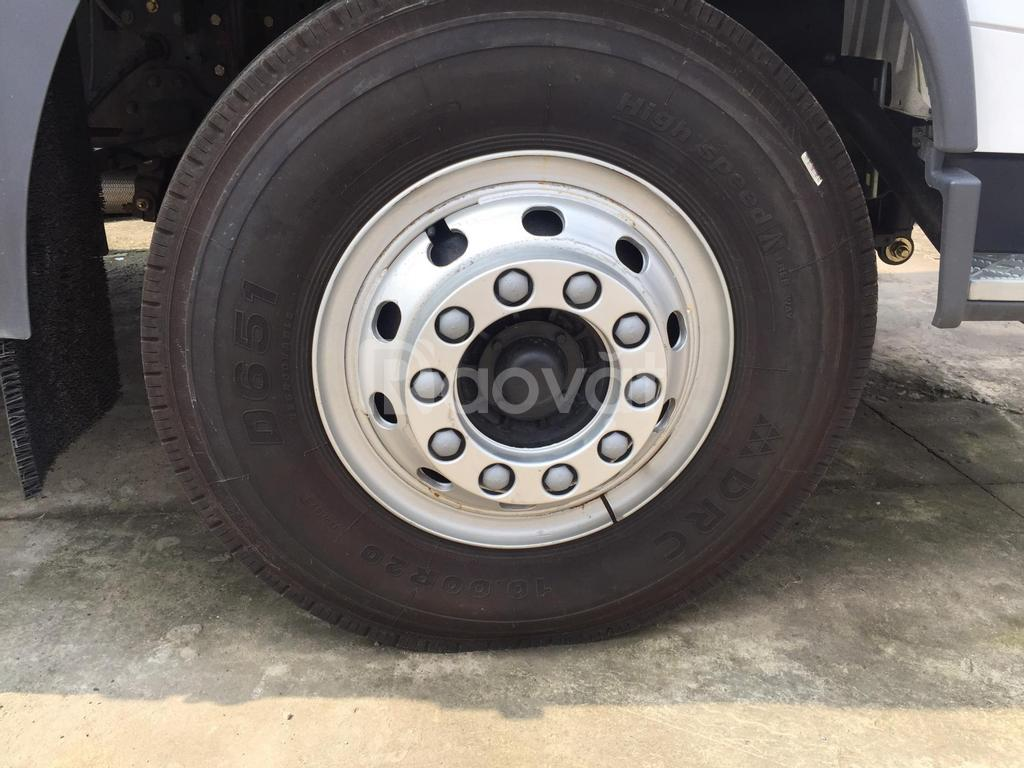Xe tải 8 tấn Trung Quốc giá rẻ thùng dài 8m, xe tải faw giá rẻ
