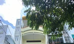 Bán nhà mặt tiền QL 13, gần cổng ra BXMĐ, phường 26