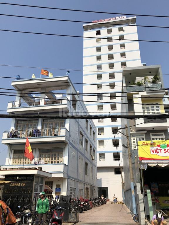 Bán gấp căn hộ Nguyễn Quyền Plaza 62m2