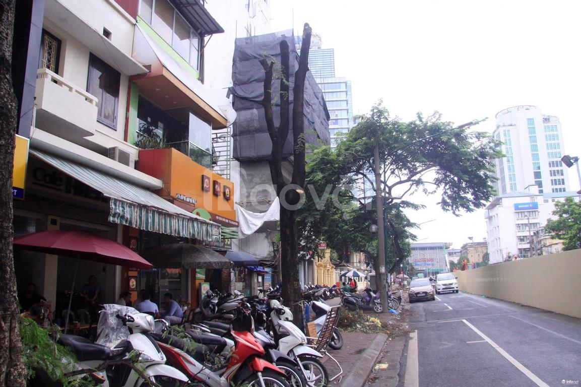 Bán nhà mặt phố Trần Hưng Đạo, mặt tiền rộng, 50m2, 48 tỷ
