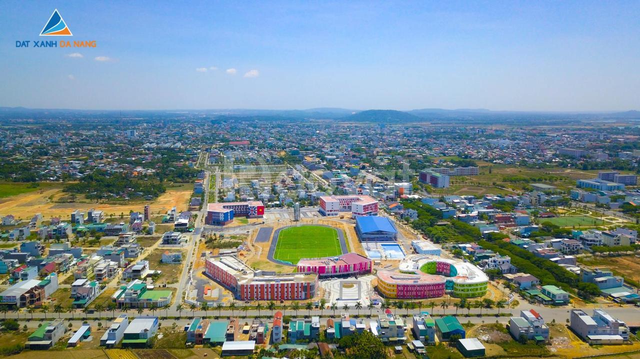 Bán đất biệt thự cạnh trường Quốc tế, Tp. Quảng Ngãi, chỉ 19tr/m2