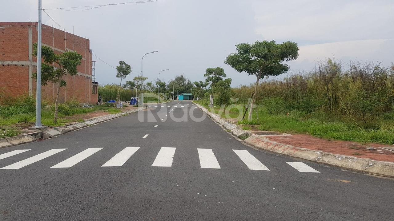 Bán đất khu dân cư, tái định cư Thái Sơn, Long Hậu, Long An