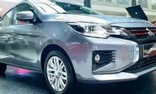 Xe Mitsubishi Attrage nhập khẩu Thái Lan, tặng 50% phí trước bạ