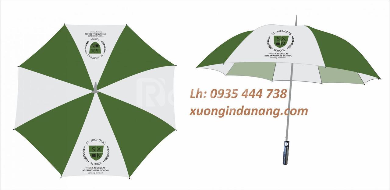 Ô dù quảng cáo giá rẻ tại Đà Nẵng, ô dù chất lượng tại Đà Nẵng