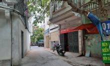 Bán nhà ngõ 67 Lê Thanh Nghị, HBT, Hà Nội, DT 61m2x3T