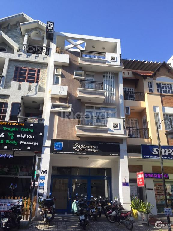 Cần bán nhà phố mặt tiền Phan Khiêm Ích Phú, Mỹ Hưng