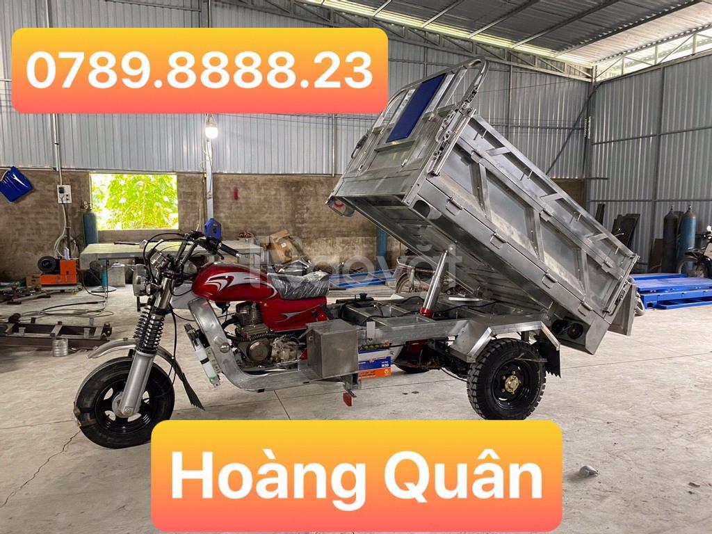 Bán xe ba bánh, xe ba gác chở hàng, xe Hoa Lâm Nam Định