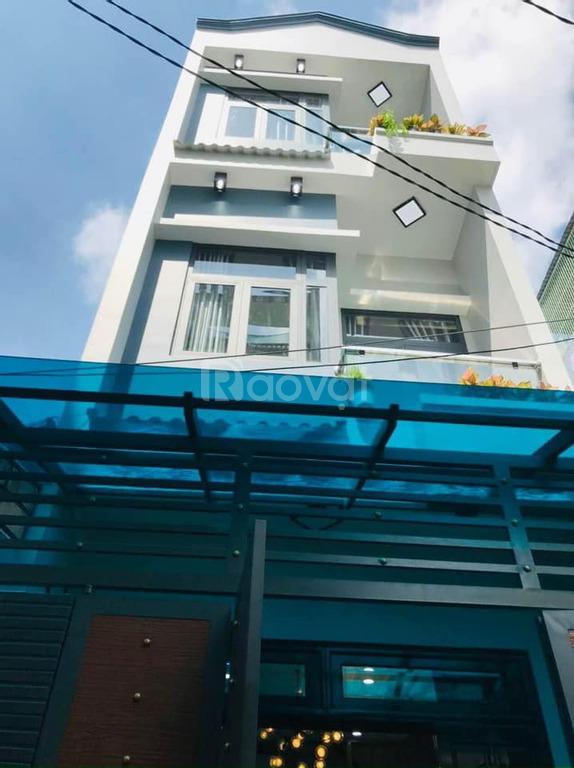 Bán nhà  đường Phạm Văn Chiêu, phường 14, quận Gò Vấp, TP HCM