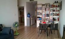 Cho thuê chung cư Hoàng Kim 2 phòng ngủ, có nội thất tầng 12