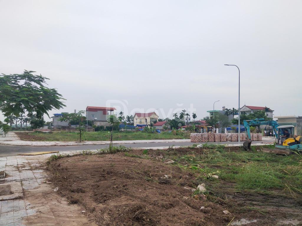 Bán lô đất áp góc số 102 Đa Phúc Dương Kinh