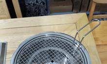 Bếp nướng than hoa âm bàn hút dương giá rẻ tại Hà Nội