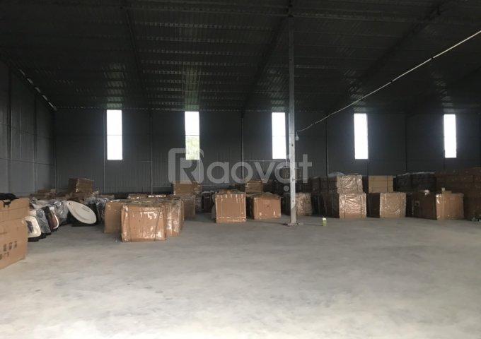 Cho thuê kho xưởng DT 500 đến 10.000m2, Lai Xá Hoài Đức Hà Nội
