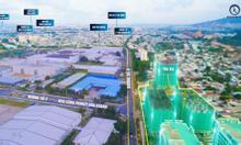 Bán căn hộ thương mại Hòa Khánh, DT 72m2