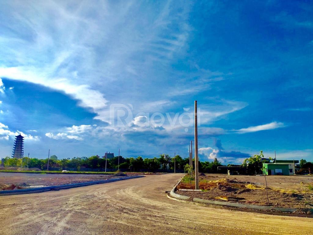 Bán nhanh 150m2 đất tại TX.An Nhơn kế bên khu đô thị Cẩm Văn, giá tốt