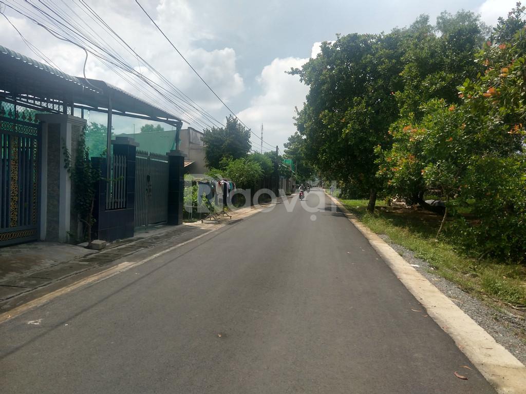 Bán đất đường thông KDC Tân Mỹ, gần Mỹ Xuân Ngãi Giao, sổ đỏ, giá rẻ