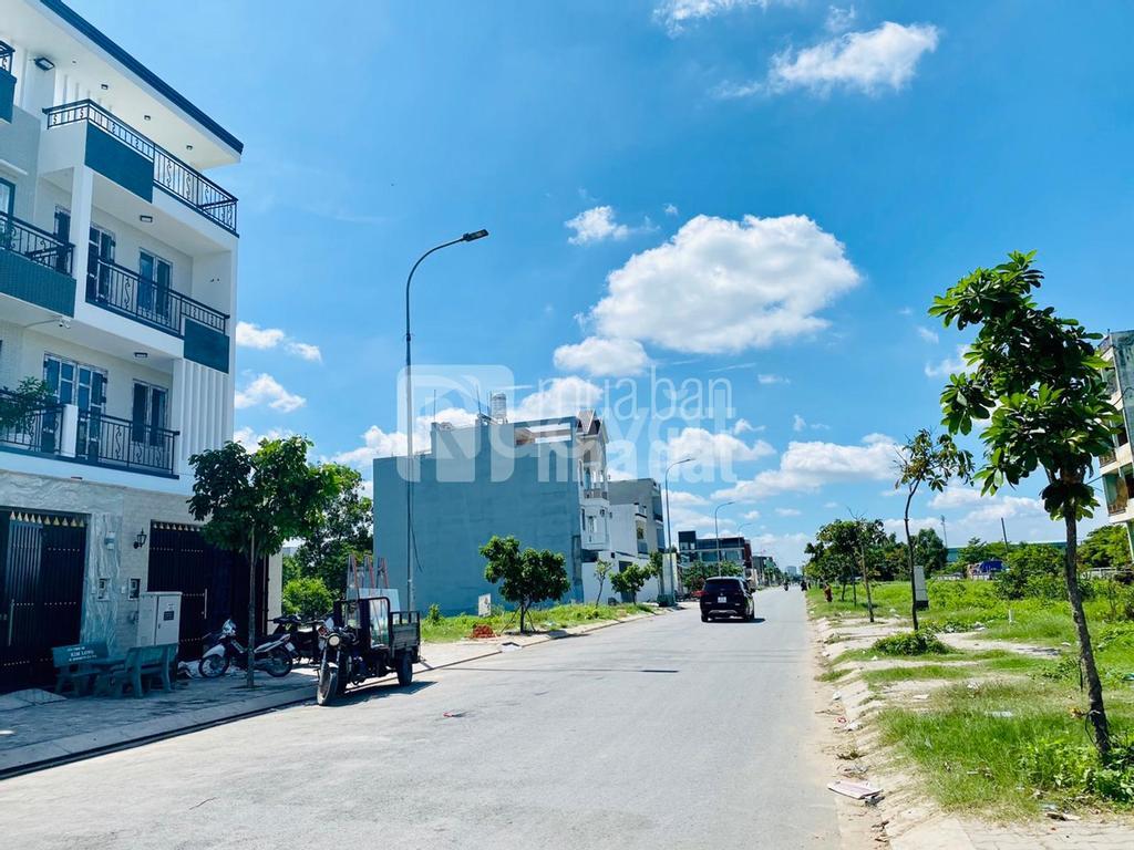 Bán đất Bình Chánh, đường Trần Văn Giàu