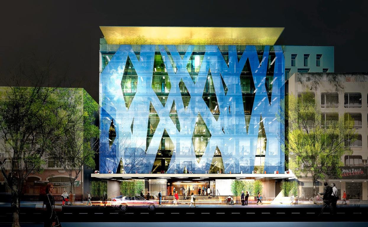Cần bán nhà 330m2 x 7tầng, gần hồ Hoàn Kiếm