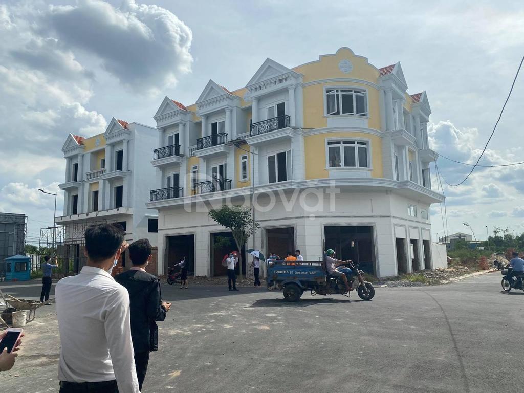 Shophouse Tiến Lộc Garden Nhơn Trạch, DT 5x18, CK 5%