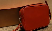 Xưởng sản xuất túi xách da nhận may theo mẫu yêu cầu