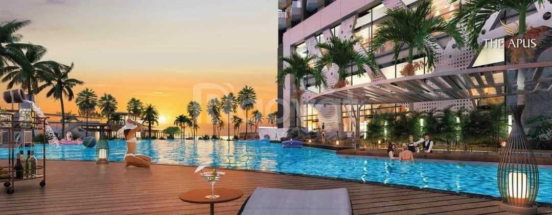 Bán căn hộ nghỉ dưỡng biển The Apus Phước Hải, giá chỉ từ 1.4 tỷ