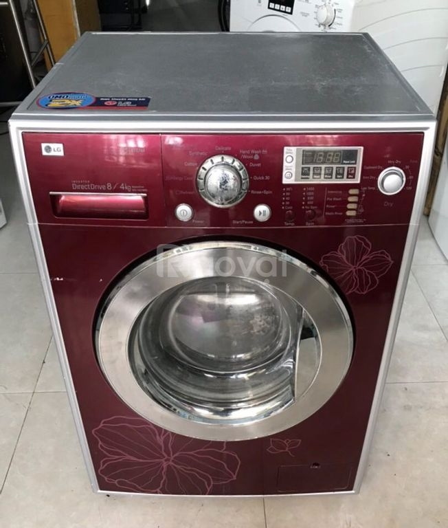 Máy giặt có sấy khô