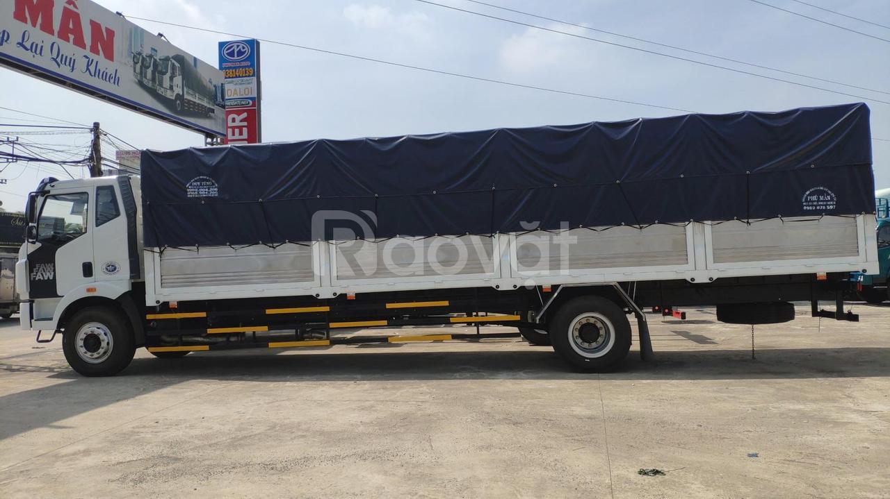 Cần bán xe tải 8 tấn thùng dài 9m7 chuyên chở bao bì giấy, palllet