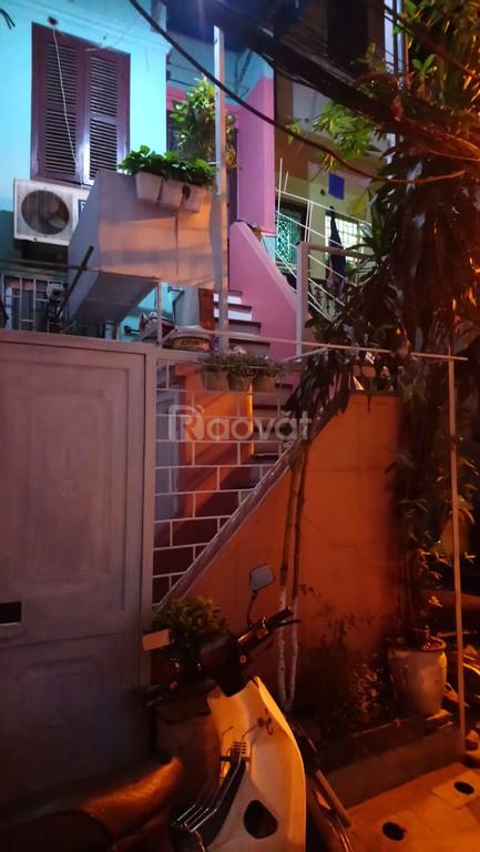 Bán nhà phố cổ Khâm Thiên (Không phải ngõ chợ Khâm Thiên)