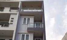 Cho thuê nhà 4x20m trệt 3 lầu Bình An, Q2