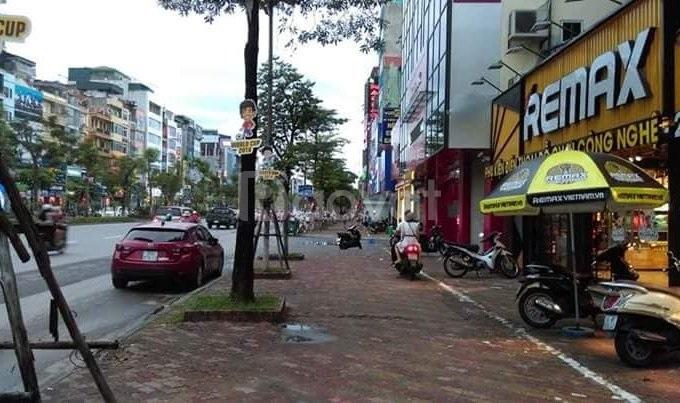 Bán nhà mặt phố Văn Cao, kinh doanh mọi loại hình, 64m2, 2 tầng