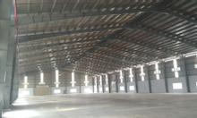 Cho thuê nhà xưởng 8.500m2 Hương Lộ 2, Bình Tân, giá rẻ khu vực