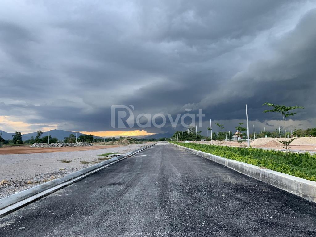 Đất nền An Nhơn, Khu đô thị mới Cẩm Văn,125m2
