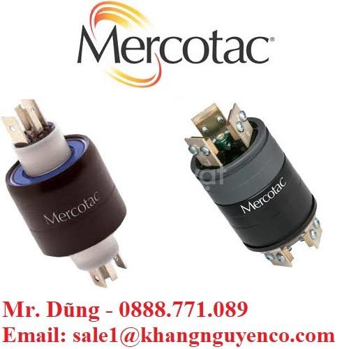 Đầu nối điện xoay Mercotac Việt Nam
